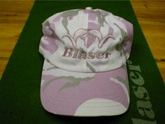 Blaser Pink Camo Hat