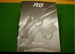 Blaser R8 Instruction Book
