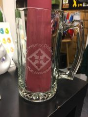 100th Anniversary Beer Mug
