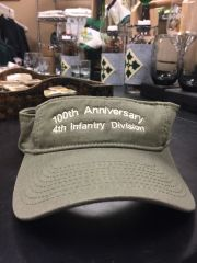100th Anniversary Visor