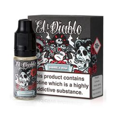 GABRIELA ROSA HIGH VG E-LIQUID BY EL DIABLO