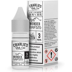 WONDER WORM E-LIQUID BY CHARLIE'S CHALK DUST
