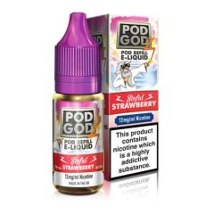 SINFUL STRAWBERRY ELIQUID BY POD GODZ