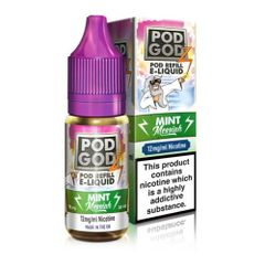 MINT MESSIAH ELIQUID BY POD GODZ