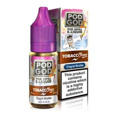 TOBACC-OMEN ELIQUID BY POD GODZ