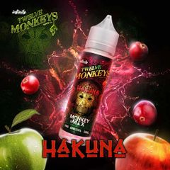 HAKUNA ELIQUID BY TWELVE MONKEYS VAPOR