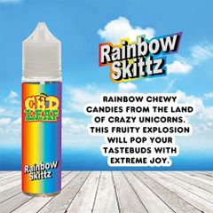 Rainbow Skittz 1000MG by CBD Leaf 50ML