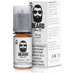 No.64 E-Liquid by Beard Vape Co.