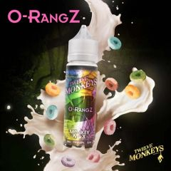 O-RANGZ E-LIQUID BY TWELVE MONKEYS VAPOR