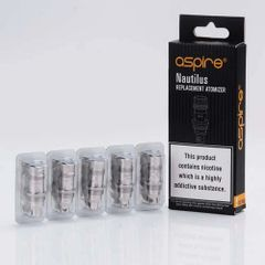 ASPIRE NAUTILUS REPLACEMENT COIL (BVC)