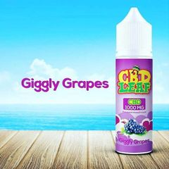 Giggly Grapes 1000MG by CBD Leaf 50ML