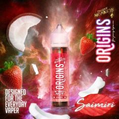 SAIMIRI ELIQUID BY TWELVE MONKEYS ORIGINS 50ML