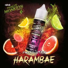 HARAMBAE E-LIQUID BY TWELVE MONKEYS VAPOR