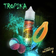 TROPIKA E-LIQUID BY TWELVE MONKEYS VAPOR