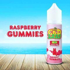 Raspberry Gummies 1000MG by CBD Leaf 50ML
