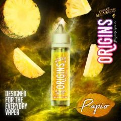 PAPIO ELIQUID BY TWELVE MONKEYS ORIGINS 50ML