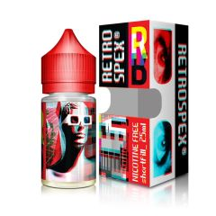 RIGHT RETRO CHERRY COLA ELIQUID BY RETROSPEX 25ML