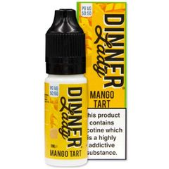 MANGO TART ELIQUID BY DINNER LADY 50/50
