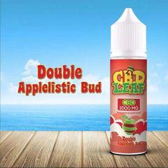 Double Applelistic Bud 1000MG by CBD Leaf 50ML