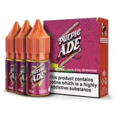 PURPLE ADE E-LIQUID BY MAD HATTER JUICE