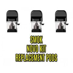SMOK - NOVO KIT REPLACEMENT PODS