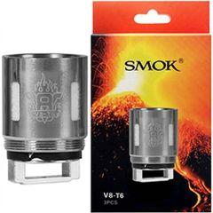 SMOK TFV8 V8-T6 COILS (3 COIL PACK)