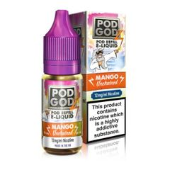 MANGO UNCHAINED ELIQUID BY POD GODZ