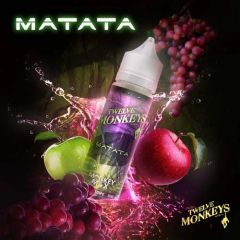 MATATA E-LIQUID BY TWELVE MONKEYS VAPOUR