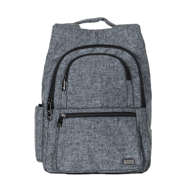 LUG - Hatchback Mini Backpack - Heather Grey  21116e22cc340
