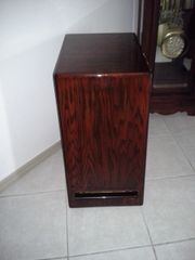"W/ 12""Eminence Subwoofer 1600 watts. 22hz. 8 homes"