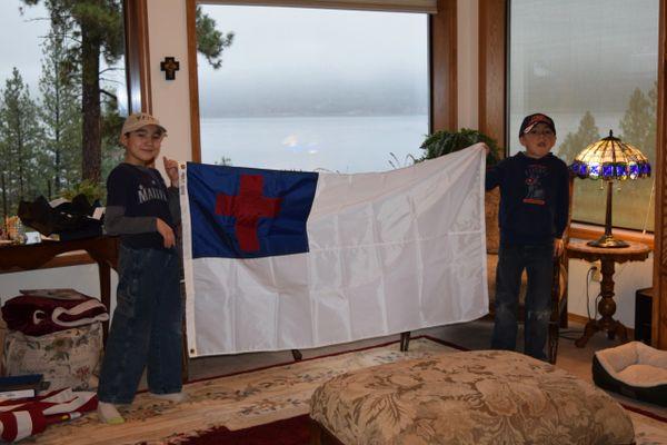 Christen Flag