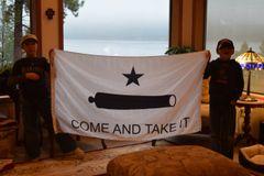 Gonzales flag