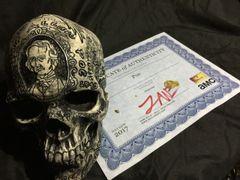 PRODUCTION USED - Edgar Allan poe Skull Preacher Season 2 Episode 2 Voodoo Shop Scene