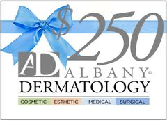Receive a $50 AD Cares Card and Mini Facial with your Albany Dermatology $250 Gift Certificate