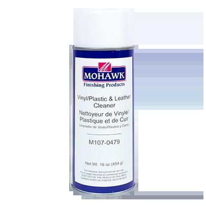MOHAWK VINYL PLASTIC & LEATHER CLEANER AEROSOL CAN M107-0479