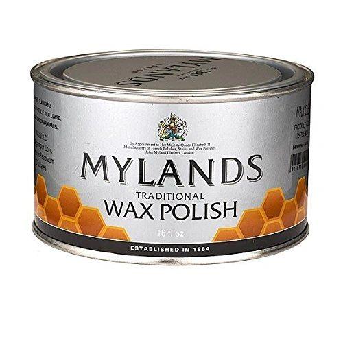 MYLANDS PASTE WAX ANTIQUE BROWN
