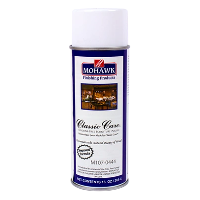 MOHAWK CLASSIC CARE POLISH AEROSOL CAN M107-0444
