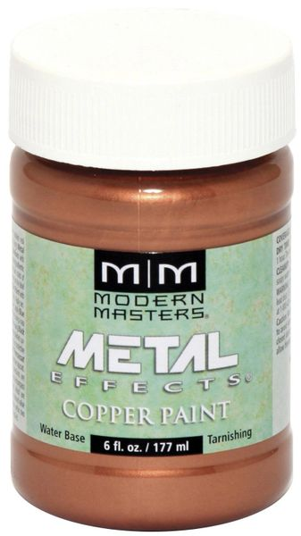 MODERN MASTERS COPPER REACTIVE METALLIC 6OZ ME14906