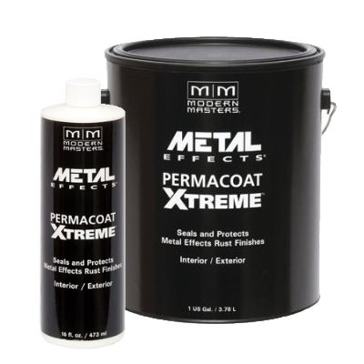 MODERN MASTERS PERMACOAT EXTREME SEALER FOR REACTIVE METALLIC GALLON AM204GAL