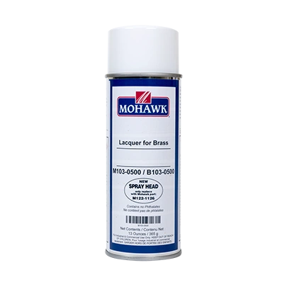 MOHAWK LACQUER FOR BRASS AEROSOL CAN M103-0500