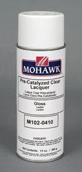 MOHAWK PRECAT CLEAR AEROSOL CANS M102-