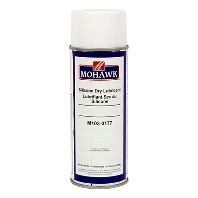 MOHAWK SILICONE DRY LUBRICANT AEROSOL CAN M103-0177