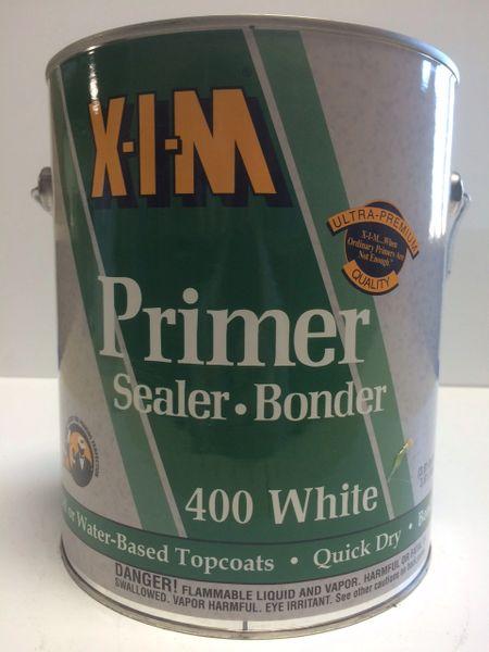 XIM 400W WHITE FLASH BOND PRIMER GALLON 11021