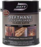 DEFT DEFTHANE POLYURETHANE SATIN INT/EXT GALLON 02501