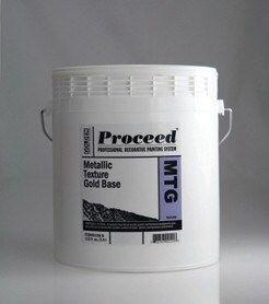 GOLDEN PROCEED METALLIC TEXTURE GOLD BASE GALLON