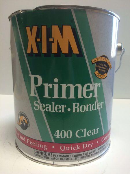 XIM 400C CLEAR FLASH BOND PRIMER GALLON 11011