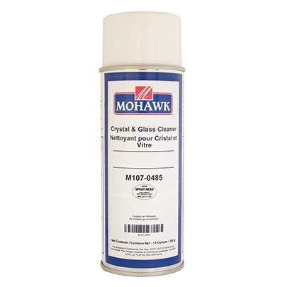 MOHAWK CRYSTAL AND GLASS CLEANER AEROSOL CAN M107-0485