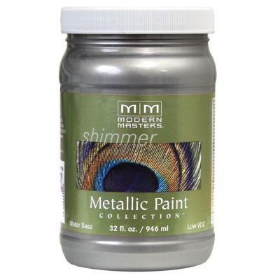 MODERN MASTERS PLATINUM METALLIC QUART ME59132