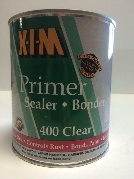 XIM 400C CLEAR FLASH BOND PRIMER QUART 11012