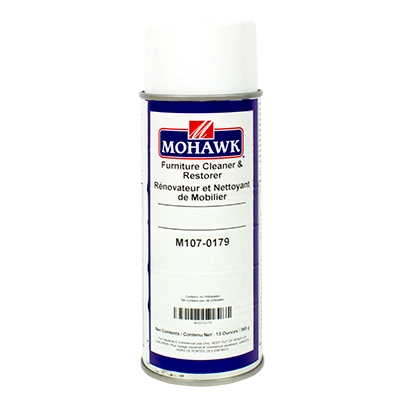 MOHAWK FURNITURE CLEANER AND RESTORER AEROSOL CAN M107-0179